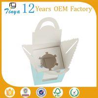 package paper cupcake take away box