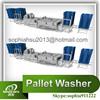 Automatic chicken turnover cages washing machine Sophia Hsu 008615869608070