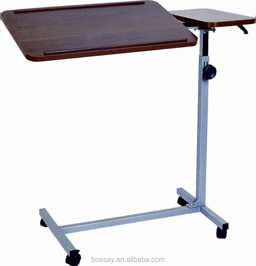 Hospital Bed Tray Table Swivel