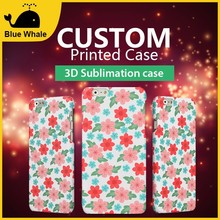 Design Mobile Phone Back Cover, 3D Sublimation Case, Customize For Sublimation IPhone Case