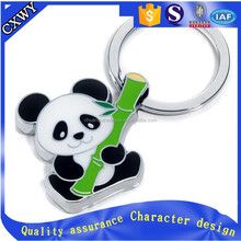 Lovely Metal Animal Keychain For Gift