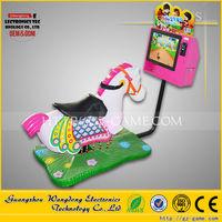 Electric kids car motor game racing seat, Chinese kids games, kids horse ride designs for supermarket