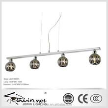 Modern melon shape glass pendant light/ceiling lamp