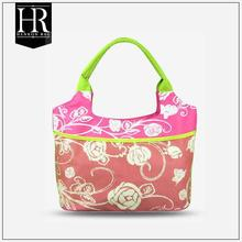HR-11409 2 year no customer complain new design branded fashionable lady attractive beach bag