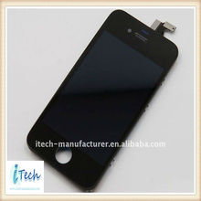 For iPhone 4 LCD Assembly With Digitizer Black (CDMA)