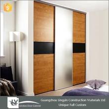 Specialist Bedroom wooden sliding door wardrobe furniture
