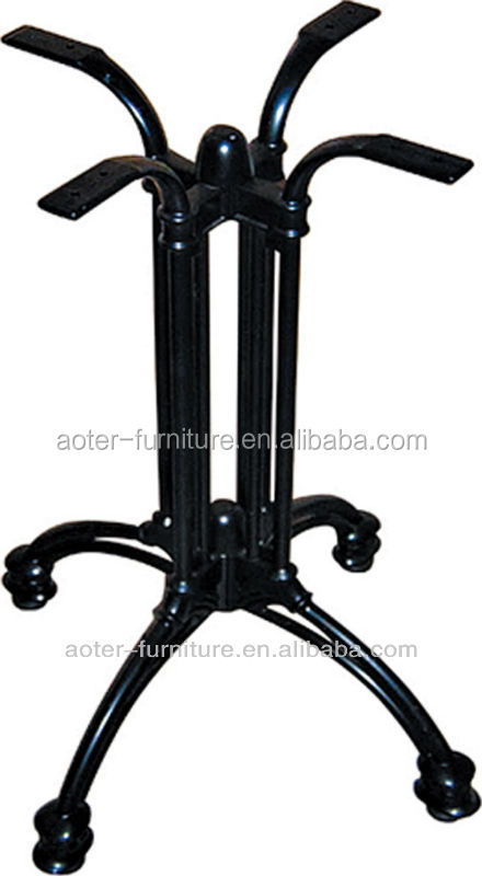 Outdoor Furniture Parts Restaurant Metal Dining Table Legs Buy Metal Table Legs Restaurant