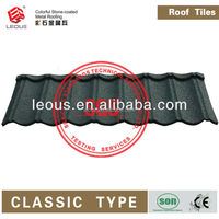 Colorful Stone Coated Metal Roof Tile  Metal Roof Tile Stone Coated Roof Tile