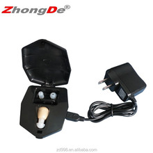 2015 rechargeable sound amplifier hearing impaired