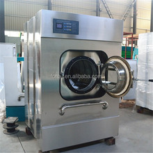 FORQU 12kg 16kg 20kg full automatic industrial washer extractors prices
