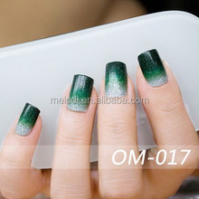 Fashion 2D nail sticker design&sticker nail art with free sample for testing