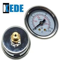 wika digital bourdon tube type pressure gauge