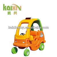 Plastic Toy On Car