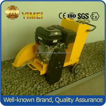 5.5HP Power 120mm Cutting Depth Walk Behind Concrete Cutter