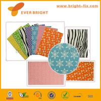 ethylene vinyl acetate with cloth sheet, eco-friendly hot-stamping eva foam sheet