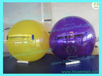 HI CE high quality water walker ball water inflatable bumper