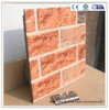 Light weight exterior wall siding, wall panel