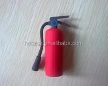 custom fire extinguisher shaped USB key / PVC USB Flash Drive/ 3D usb stick