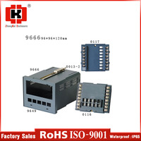 new design delicated appearance plastic electrical digital panel meter boxes