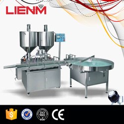 Thermostat Emollient Cream Filling And Bottle Sort Machine