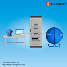 LPCE-2(LMS-9000A) Integrating Sphere Spectroradiometer System is high precision lumen test equipment used in lab for LED
