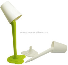 TE577 Floor lamp shape ballpen with light