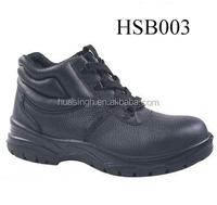 high quality stainless steel midsole high ankle heel industrial safety shoes