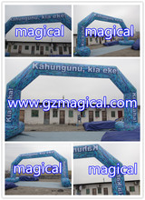 2015 inflatable advertising arch price/ inflatable finish line arch for sale