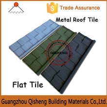 Steel metal stone coated roofprices/Stone coated metal sheet/Sand coatedwaterproof metal roofing