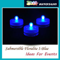 innovative idea products new 2014 product ideas Remote control Flower shape Battery LED Submersible Light for christmas