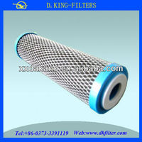"""supply 30"""" coconut material carbon water filter"""