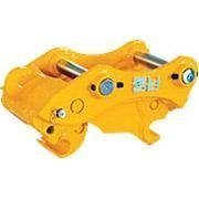 High quality and hot sale hydraulic and manual quick coupler, quick hitch for excavator bucket