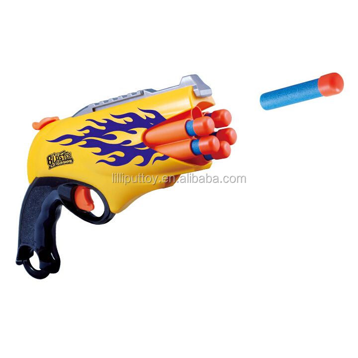 Nerf Toys For Boys : Hot new soft bullet nerf gun toys for boys girls