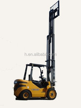 diesel forklift 3 tons new model with 1070mm fork