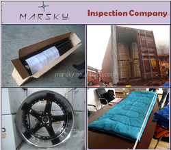 racing motorcycle/ walking tractor pre-shipment inspection/ product inspection service in china