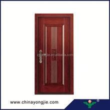 Hot sale Many kinds of designs pvc skin membrane door