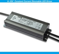 dimmable led driver 100w waterproof ip67 pwm 0-10v dimming led transformer offering 5 years warranty