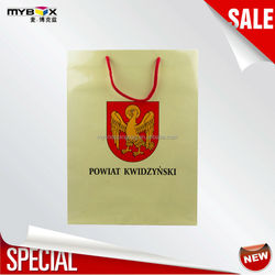 Hot new products for 2015 PAPER BAG good gift paper bag