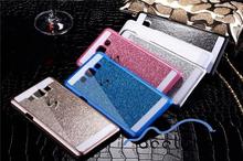 2015 Bling Glitter Mobile Phone Case for Samsung Galaxy A5 A3 Back Cover for Samsung Galaxy A7 and S4 S5 S6