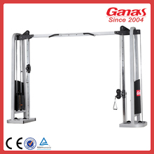 Ganas Hot Sales Adjustable Crossover/gym equipment body building/training equipment
