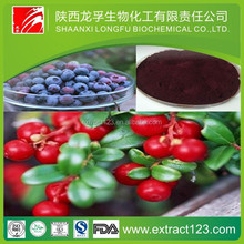 factory supply cranberry juice extract