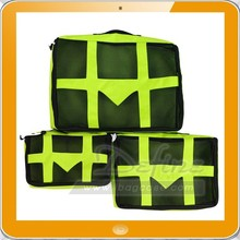 Unique design Luggage Organizer 3 Piece Set toughest Packing Cubes for Travel