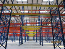 easy-install China rack supplier tension fabric display rack