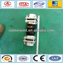 Large exports to Russia national standard flexible union rubber joint