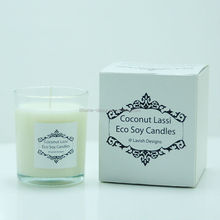 Shenzhen lihome candle factory private label luxury scented candle