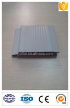 Hot sales customer designed Aluminum Roller shutter window/Aluminum extrusion profile slat for Rolling shutter window and door