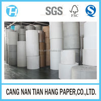TIAN HANG high quality laminated paper packing roll