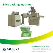 Good price professional automatic cube sugar stick packing machine