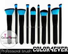 10 pcs latest professional make up brushes eyeliner pencil