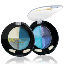4 in 1 Baked Mineral Eyeshadow